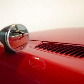 De rode Tesla